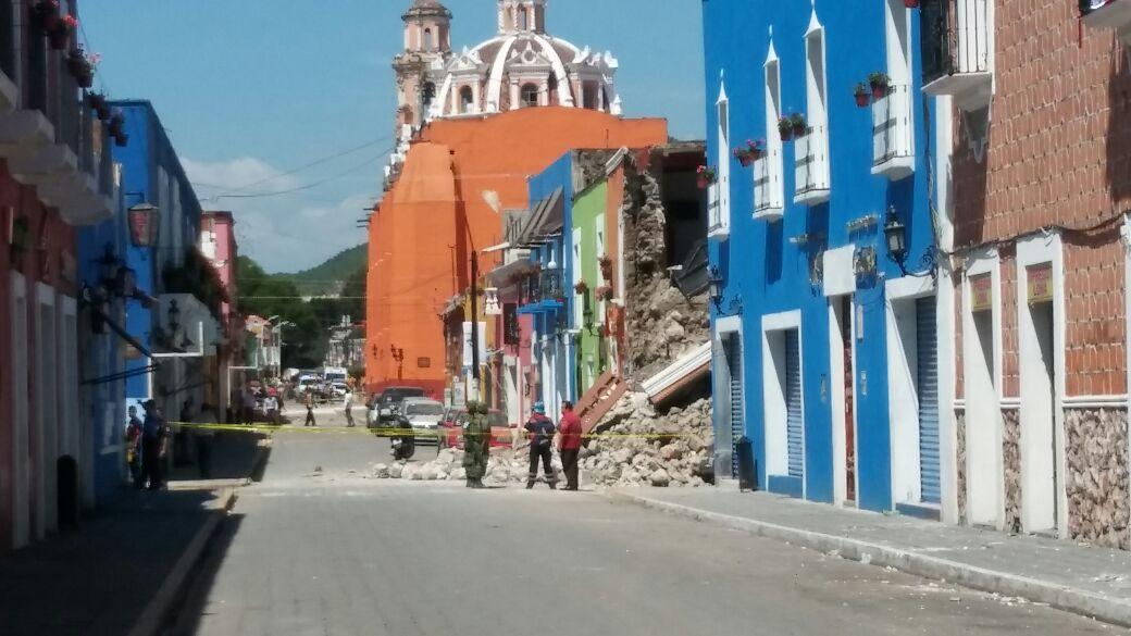 México sin recursos para hacer frente a otro terremoto