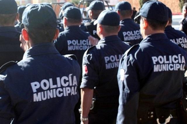 Texmelucan puso a disposición a oficial acusado de abuso de autoridad