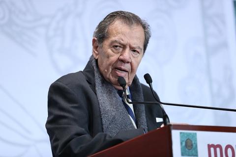 Audio evidencia apoyo de líderes de Morena a la candidatura de Muñoz Ledo