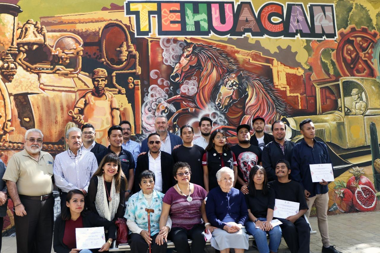 Buscarán artistas locales espacios para expresar su arte en Tehuacán