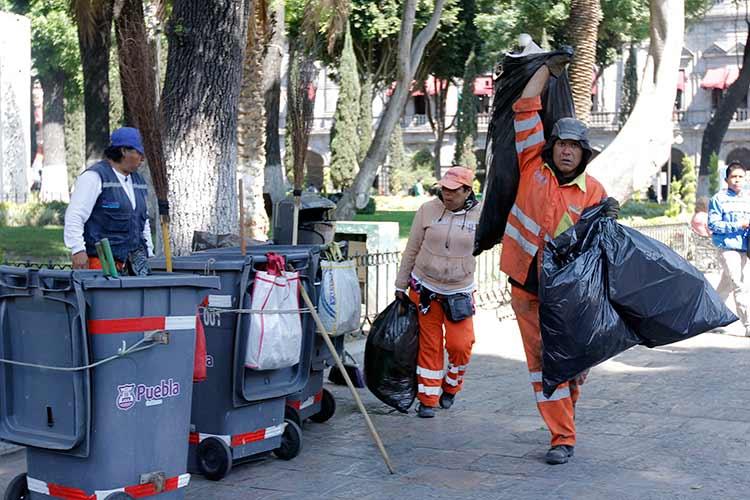 Garantiza Organismo de Limpia servicio en la ciudad y respeto a la vida sindical
