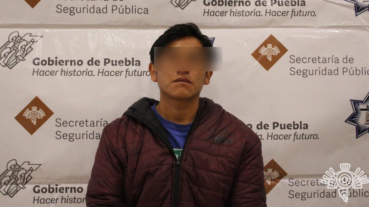 Detiene a narcovendedor en la zona de Ciudad Judicial