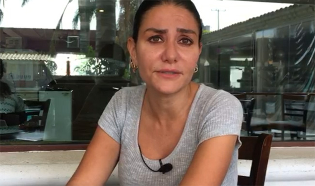 Nay Salvatori pone pausa a su campaña por el distrito 10