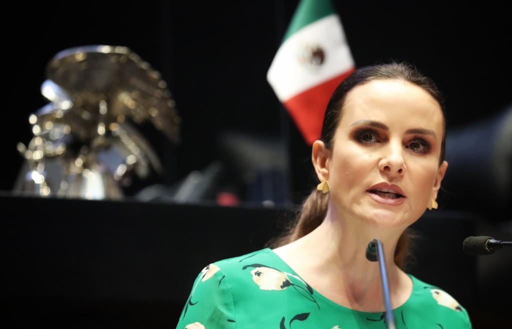 Nancy de la Sierra pide a diputados de Puebla acatar mandato de SCJN