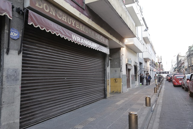 Covid hizo que cerraran 400 mil negocios en México: INEGI