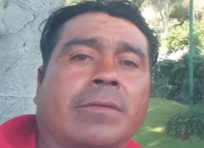 Buscan a Rey Méndez quien desapareció en Quecholac