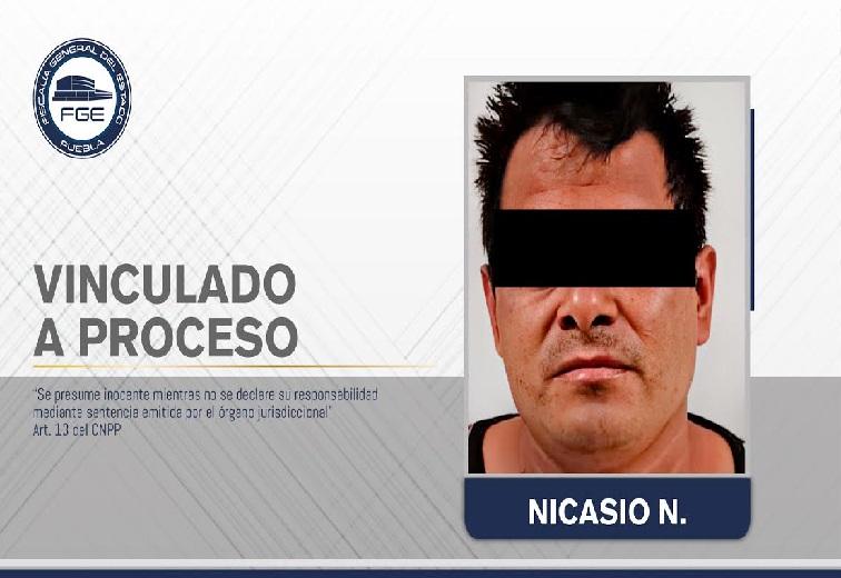 Durante su detención disparó a policías en Juan Galindo