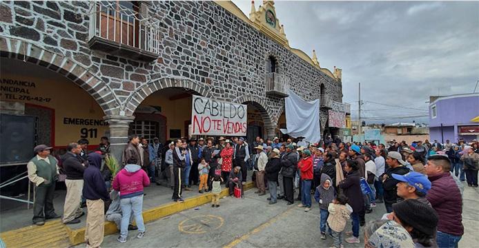 Reabre SEGOB presidencia de San Nicolás de los Ranchos