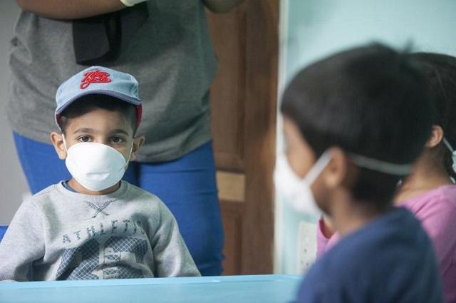 Puebla registra 23 menores hospitalizados por covid; 7 son bebés