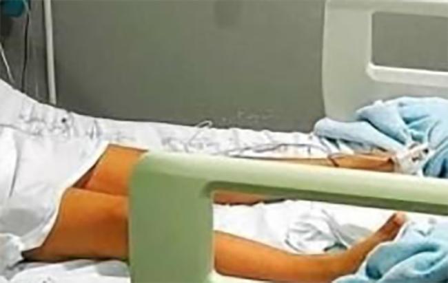 Tras ser alcanzada por una bala perdida niña de Atlixco está grave