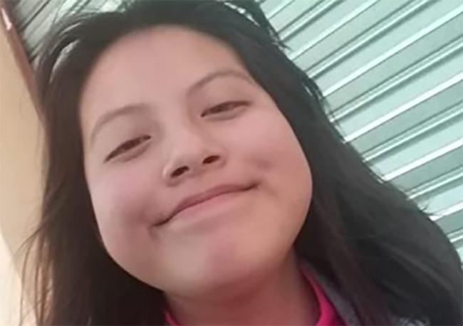 Yamilet de 12 años salió de madrugada de su casa en Tepeaca y no ha regresado