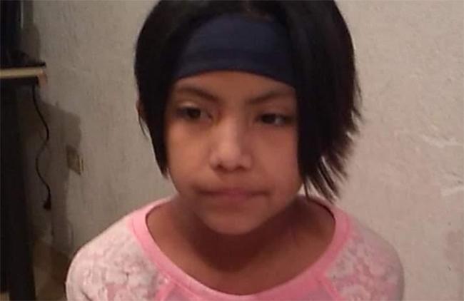 Desaparece niña en Atlixco y genera gran movilización de la policía y familiares