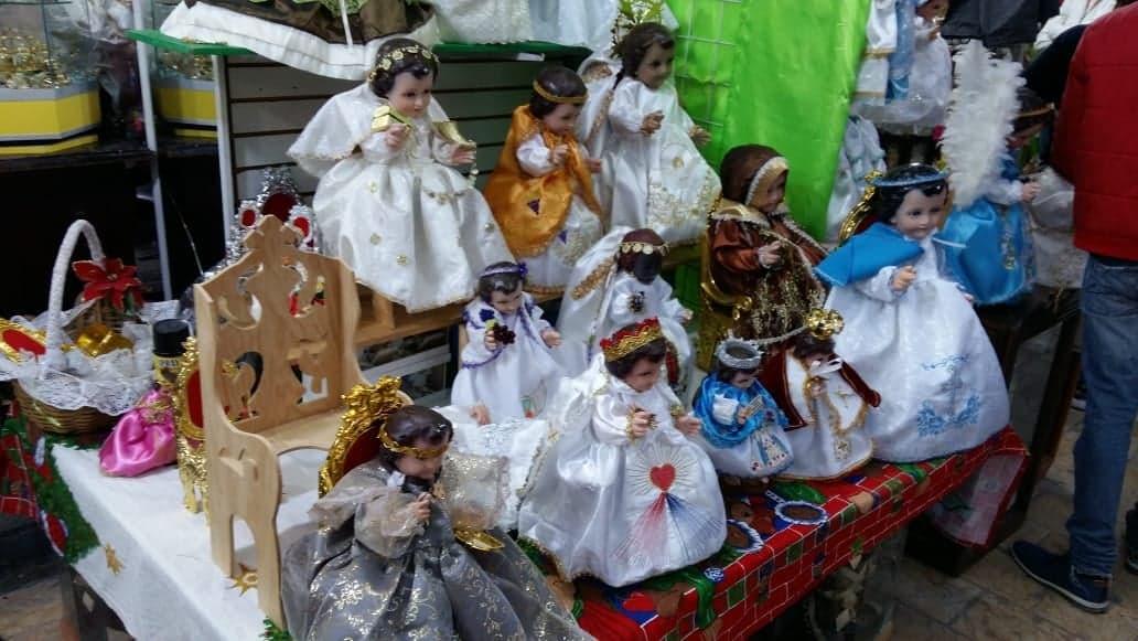 Decae 60% venta de ropa para Niño Dios en Tehuacán