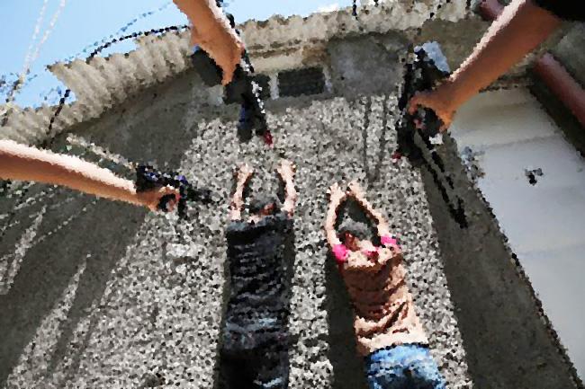 Policías matan en balacera a tres niños sicarios