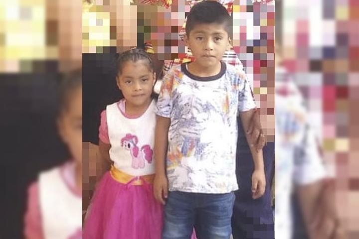 Buscan a niños de 8 y 9 años; denuncian que su papá se los llevó por la fuerza