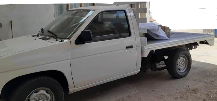 Civiles armados roban camioneta en bulevar de Tecamachalco