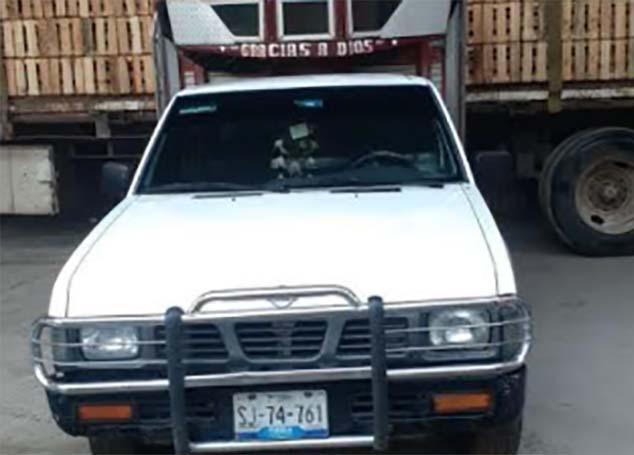 Sigue robo de vehículos cerca de la Central de Abasto de Huixcolotla