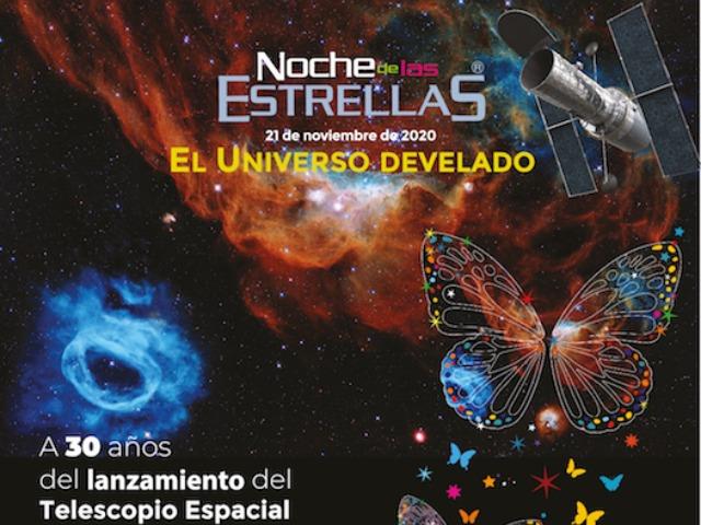 Puebla tendrá su primera edición virtual de la Noche de las Estrellas