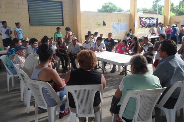 Rechazan fracking organizaciones del Totonacapan y la Huasteca
