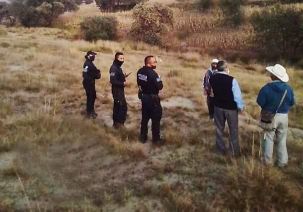 Lo levantan en Tlaxcala y dejan su cadáver en Nopalucan