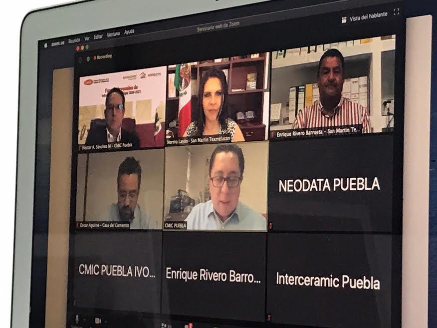 Norma Layón encabezó foro de Inversión en Infraestructura Municipal
