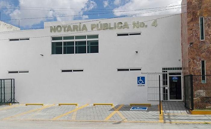 Fiscalía obtiene suspensión de notario de Tepeaca y su vinculación a proceso