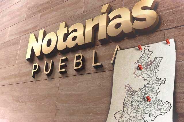 Recupera Barbosa 25 Notarías Públicas revocadas al morenovallismo