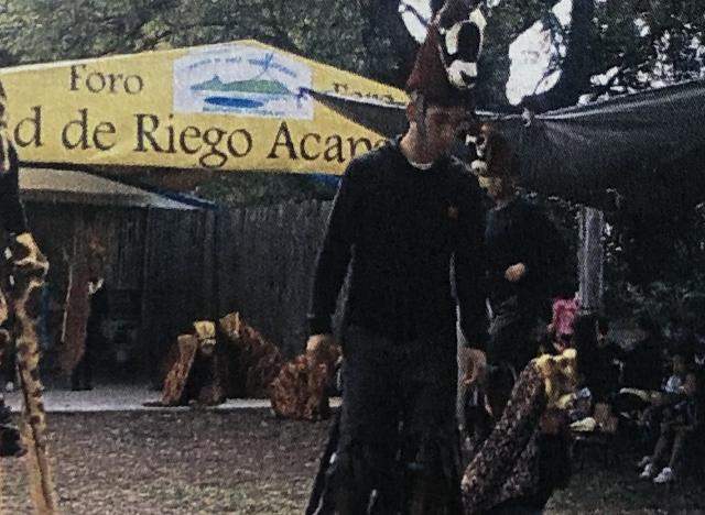 Rescata grupo teatral jagüey olvidado en Atlixco