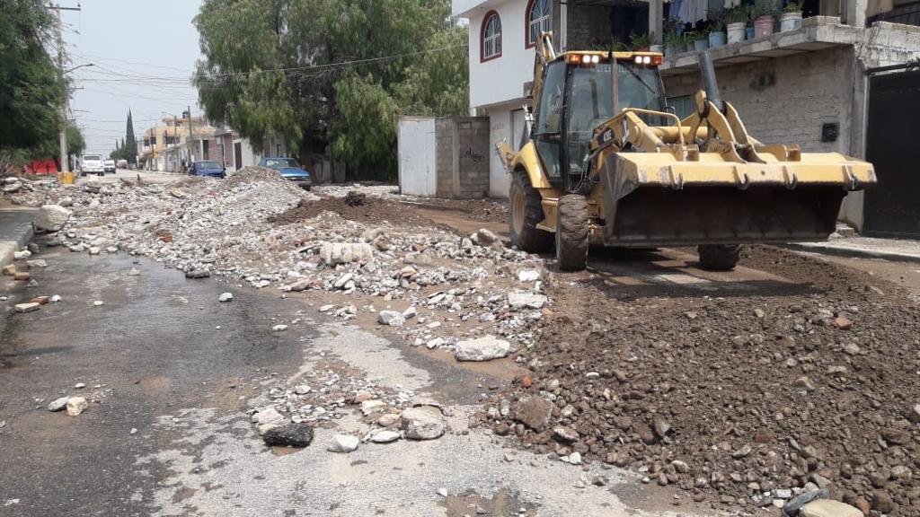 En riesgo, obras por 200 mdp en Tehuacán por falta de pagos