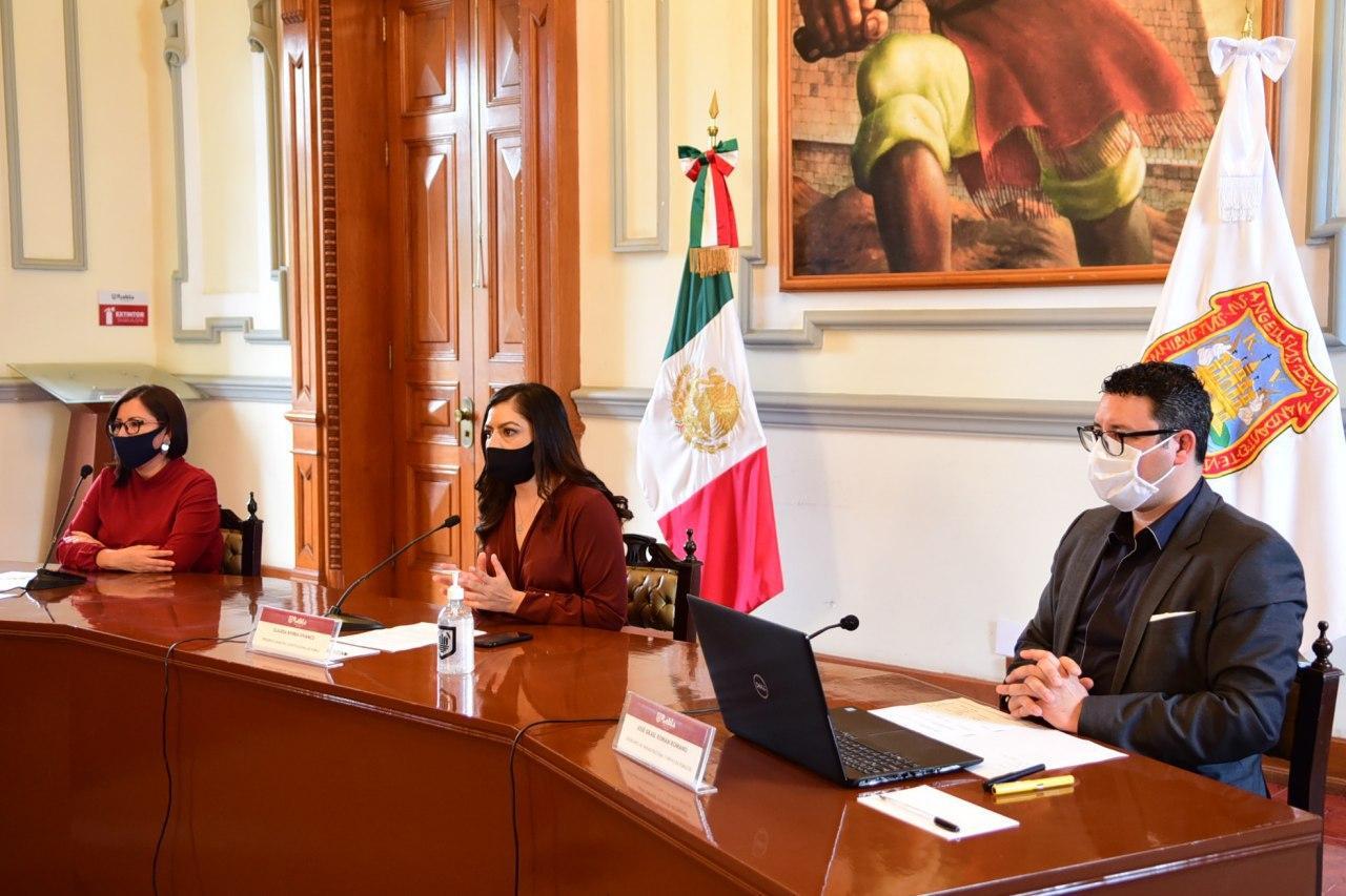 Invierte Ayuntamiento de Puebla 347 mdp en 100 obras