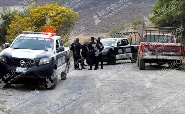 Dejan cuerpo de jovencita golpeado y baleado en Ocoyucan