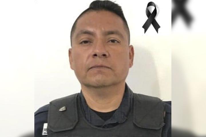 Muere comandante de la Policía Municipal de Tehuacán de Covid-19