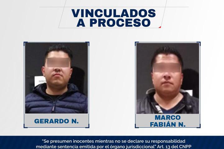 Detienen a dos policías por omisión de delito en Amalucan