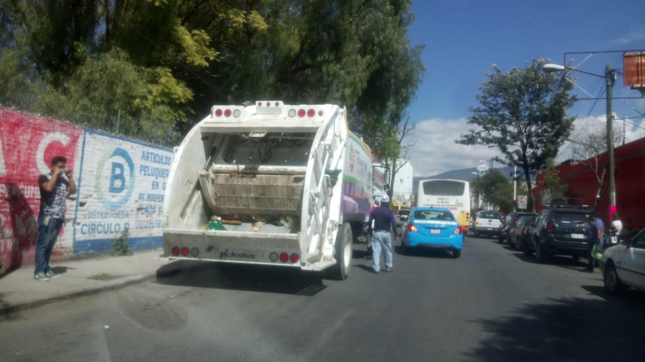 Gana empresa recolectora de basura amparo en contra del Ayuntamiento de Tehuacán