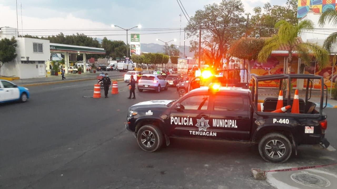 Implementarán arrastre de grúas en el Hoy no circula en Tehuacán