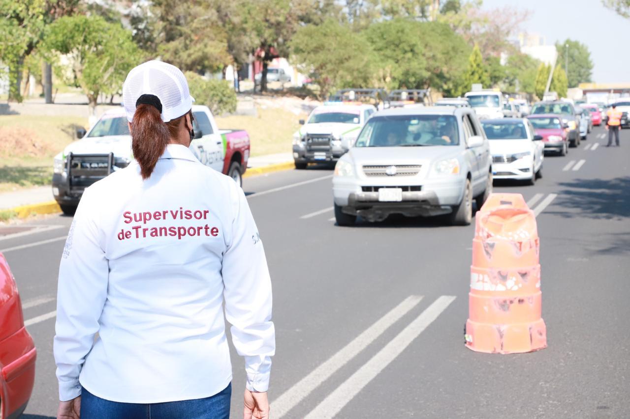 Sancionan a 445 conductores en la tercera semana del Hoy no circula