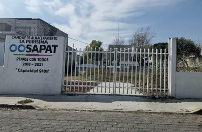 Busca Oosapat crédito de 110 mdp para instalar planta de tratamiento en Tehuacán