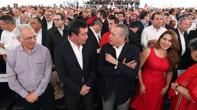 Osorio Chong y Beltrones se acercan a la oposición. ¿Construyendo candidaturas para el 2024?