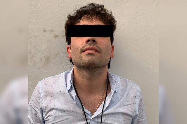 WSJ asegura que autoridades liberaron al hijo del chapo en intercambio
