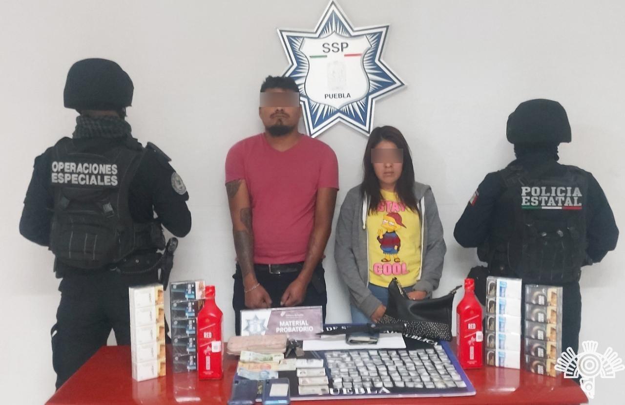 Detienen a integrantes de Los Tomboleros en Coronango