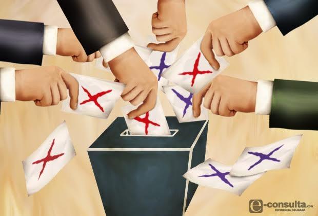 Más de 6 mil poblanos en el extranjero quieren votar en julio