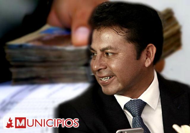 Corrupción y desvíos por 50 mdp detectan a Leoncio Paisano