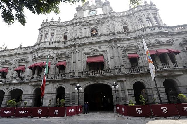 Ayuntamiento de Puebla denuncia a tres ex funcionarios ante Fiscalía Anticorrupción