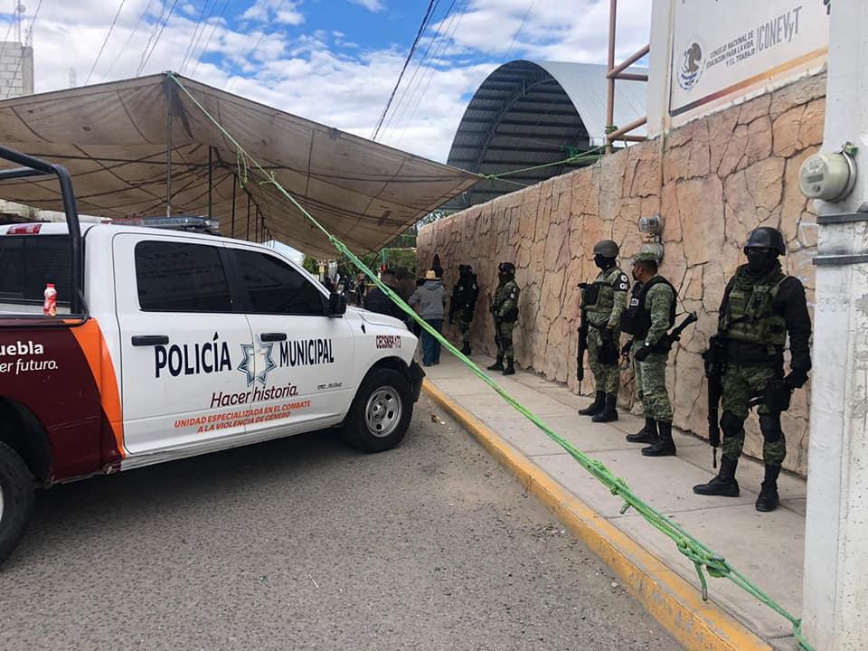 En Palmar de Bravo gastan casi 350 mil pesos en armamento