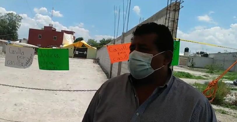 Panistas de Tlacotepec no aceptan la victoria de Fuerza México