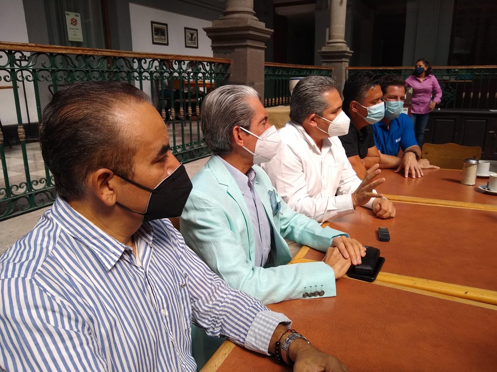 Se inconforman aspirantes del PAN a la alcaldía de Tehuacán contra convocatoria