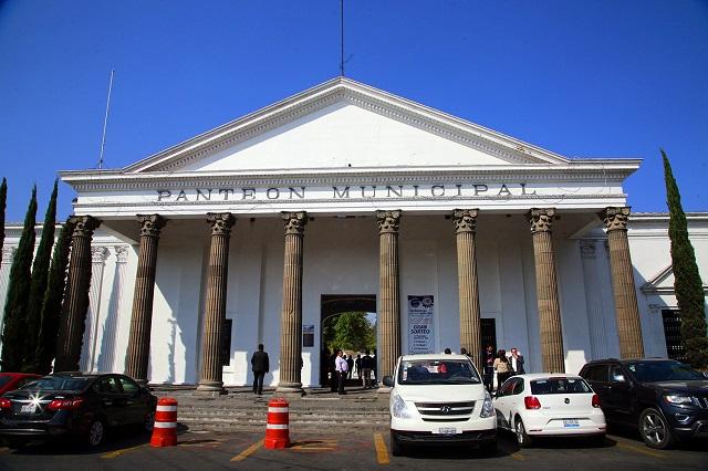 Panteón Municipal de Puebla está al 97% de su capacidad | Municipios Puebla  | Noticias del estado de Puebla