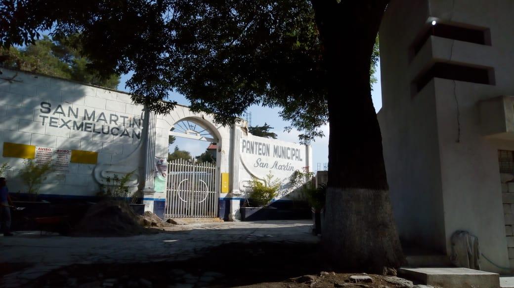 Panteones de Texmelucan no abrirán durante celebración del Día del Padre