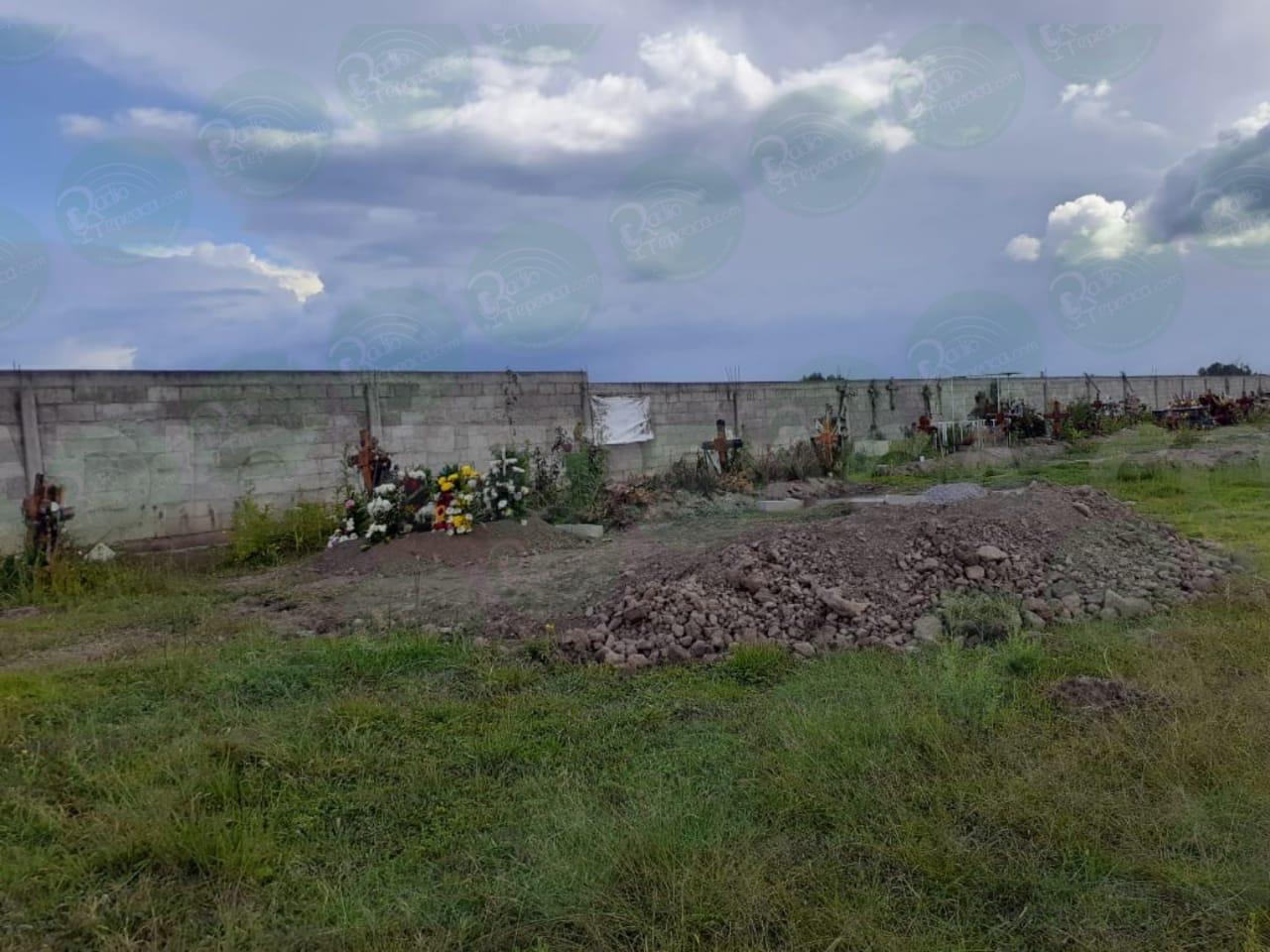 En Tepeaca cerrarán panteones el 1 y 2 de noviembre