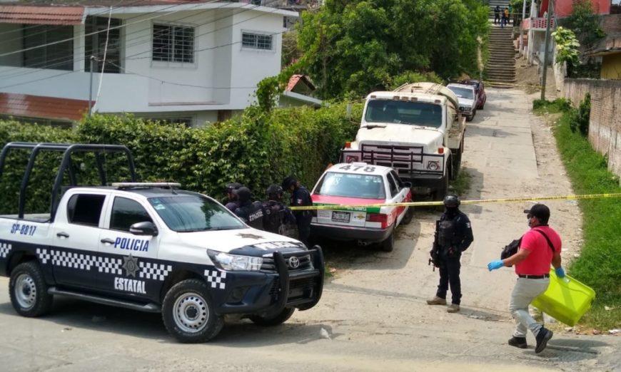Ejecutan a dos niños y dos mujeres en Veracruz frente a sus vecinos